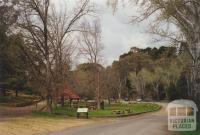 Vaughan Springs reserve, 2000