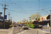 Niddrie shopping strip, Keilor Road, 2000