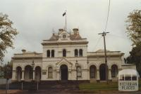 Clunes Borough offices, 2000