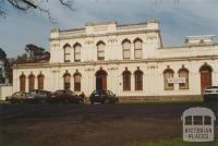 Williamstown Historical Society (Mechanics Institute), 2000