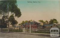 Yea Railway Station