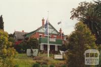 Ivanhoe RSL, 2000