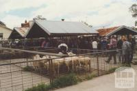 Mernda market, 2000
