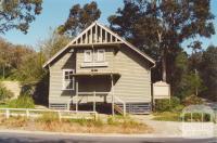 Warrandyte Mechanics Institute, 2000