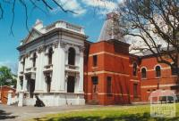 Flemington and Kensington Town Hall, Bellair Street, 2000