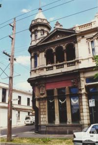 Kensington Property Exchange, 168 Bellair Street, 2000