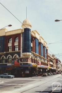 Former Maples Store, 181-95 Chapel Street, Prahran, 2000