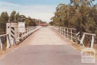 Laanecoorie (bridge over the Loddon), 2001
