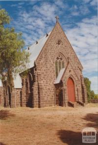 Church of St Lawrence, Redesdale, 2001