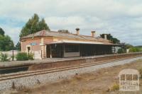 Birregurra Railway Station, 2001