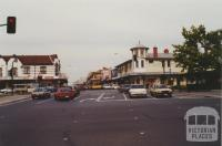 Station Street, Box Hill, 2001