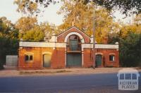 Euroa flour mill, Kirkland Street, 2001