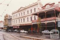 Bendigo Beehive Stores, 2001