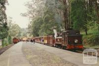 Emerald Railway Station, 2001