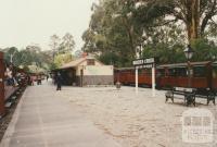 Menzies Creek Railway Station, 2001