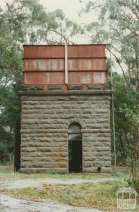 Lal Lal water tank, 2002