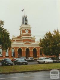 Buninyong court house and town hall, 2002