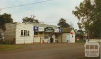 Clyde Village Store, 2002