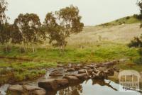 Solomon's Ford, Maribyrnong River, Braybrook, 2002