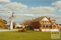 Former Melton court house (information centre), 2002
