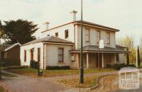 Former Gisborne court house (history society), 2002