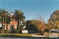 Lutheran Church, Victoria Street, Doncaster, 2002