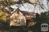 Schramms Cottage, Victoria Street, Doncaster, 2002
