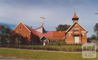 St John's Anglican Church, Main Street, Diamond Creek, 2002