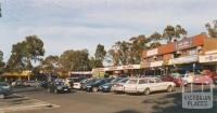 Diamond Creek drive in shopping centre, 2002