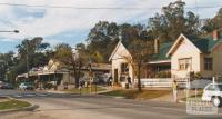 Old Hurstbridge post office and grocer, 2002