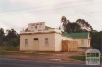 Tallarook Mechanics' Institute, 2002