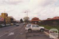 Seymour Railway Club Hotel and Railway Station, 2002