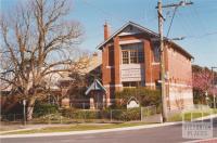 Lilydale primary school, Castella Street, 2002