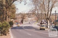 Main Street and Olinda Creek, 2002