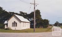 Catani Uniting Church, 2002