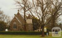 Buninyong Anglican Church, 2002