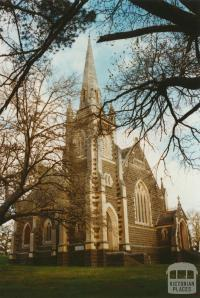 Carngham Presbyterian Church, 2002