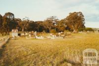 Waterloo cemetery, 2002