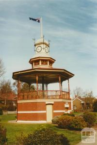 Beaufort rotunda, 2002