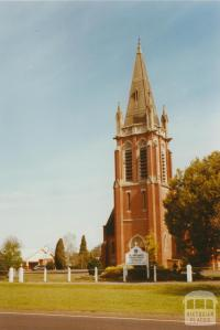 Lutheran Church, Tarrington, 2002