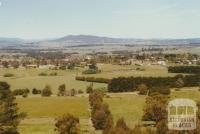 Yarra Glen from Eltham Road, 2002