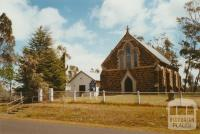 Uniting Church and school bell, Balmoral, 2002
