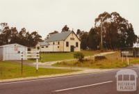 Won Wron hall and CFA, 2003