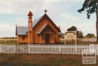 Church of England, Tarraville, 2003