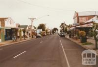 Main Street, Toora, 2003