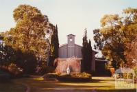 Maryknoll Church, 2003