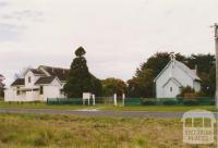Public hall and church, Glengarry, 2003