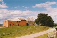 Mossiface hop kilns, 2003