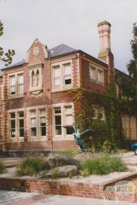 Geelong College, Newtown, 2004