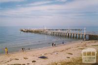 Pier, St Leonards, 2004